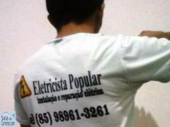 Jocélio Santos da Silva - Eletricista Residencial & Predial