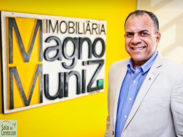 Magno Torres Muniz - CRECI/CE 769F