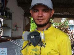 Zairton Rodrigues de Almeida Junior - Pintor Letrista